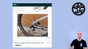 KURS eBIKE - lekcja 13 - Wybór bazy do przeróbki (zwykły rower)