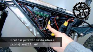 KURS eBIKE - lekcja 18 - Instalacja elektryczna - rodzaje, kolory i łączenie przewodów