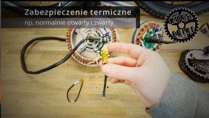 KURS eBIKE - lekcja 20 - Zabezpieczenie termiczne - podłączenie